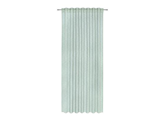 Závěs Sigrid - zelená, Romantický / Rustikální, textil (140/245cm) - Premium Living
