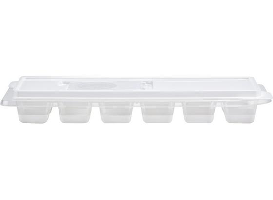 Forma Na Ľad Ida - S Vekom - biela, plast (27/9,5/3,8cm) - Mömax modern living