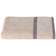 Duschtuch Rocky - Beige, ROMANTIK / LANDHAUS, Textil (70/140cm) - James Wood