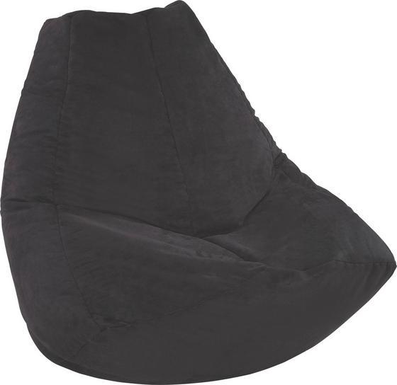 Ülőzsák Verona - Antracit, Textil (90/105/90cm)