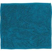 LUCA BESSONI WC Vorleger Anke, Mit/ohne Schnitt   Petrol, MODERN, Textil (