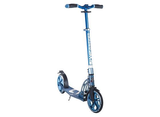 Scooter Six Degrees B: 34,5 cm Blau - Blau, Basics, Metall (93,5/34,5/102cm)