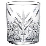 Longdrinkglas 4-Tlg Whiskybecher Timeless - Transparent, Basics, Glas (355ml)