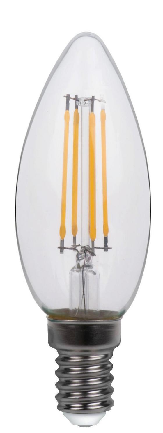 Led Žárovka 10583-2k - čiré, kov/sklo (3,5/9,8cm)