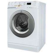 Waschtrockner Xwda 751480x Wsss Eu - Silberfarben/Weiß, Basics, Kunststoff/Metall (59,5/85/54cm) - Indesit