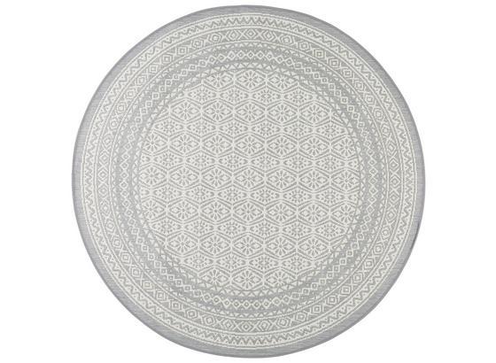 Hladko Tkaný Koberec Arizona - sivá, Moderný, textil (160cm) - Modern Living