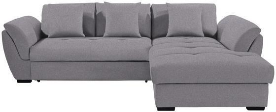 Eck-Sofa mit Bettkasten