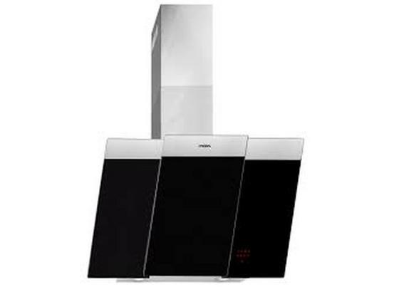 Digestoř Ov 880 Gx   (mora) - černá/barvy nerez oceli, Moderní, kov (80/52,3/44,6cm) - Mora
