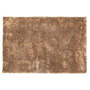 Hochflorteppich Amira - Beige, Textil (120/170cm) - JAMES WOOD