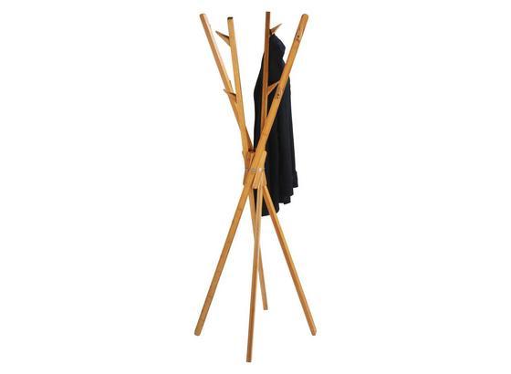 Kleiderständer Mikado 170cm Bambus - Naturfarben, MODERN, Holz (66,5/170cm)