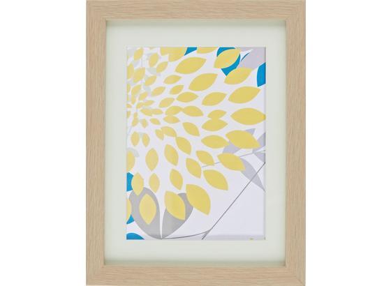 Rám Na Obrazy Gitta - barvy dubu, dřevo/kompozitní dřevo (18/24cm) - Mömax modern living