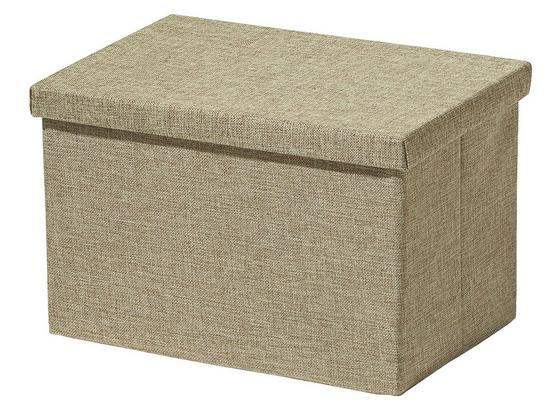 Skladací Box 'cindy' -ext- -top- - Moderný (38/26/24cm) - Mömax modern living