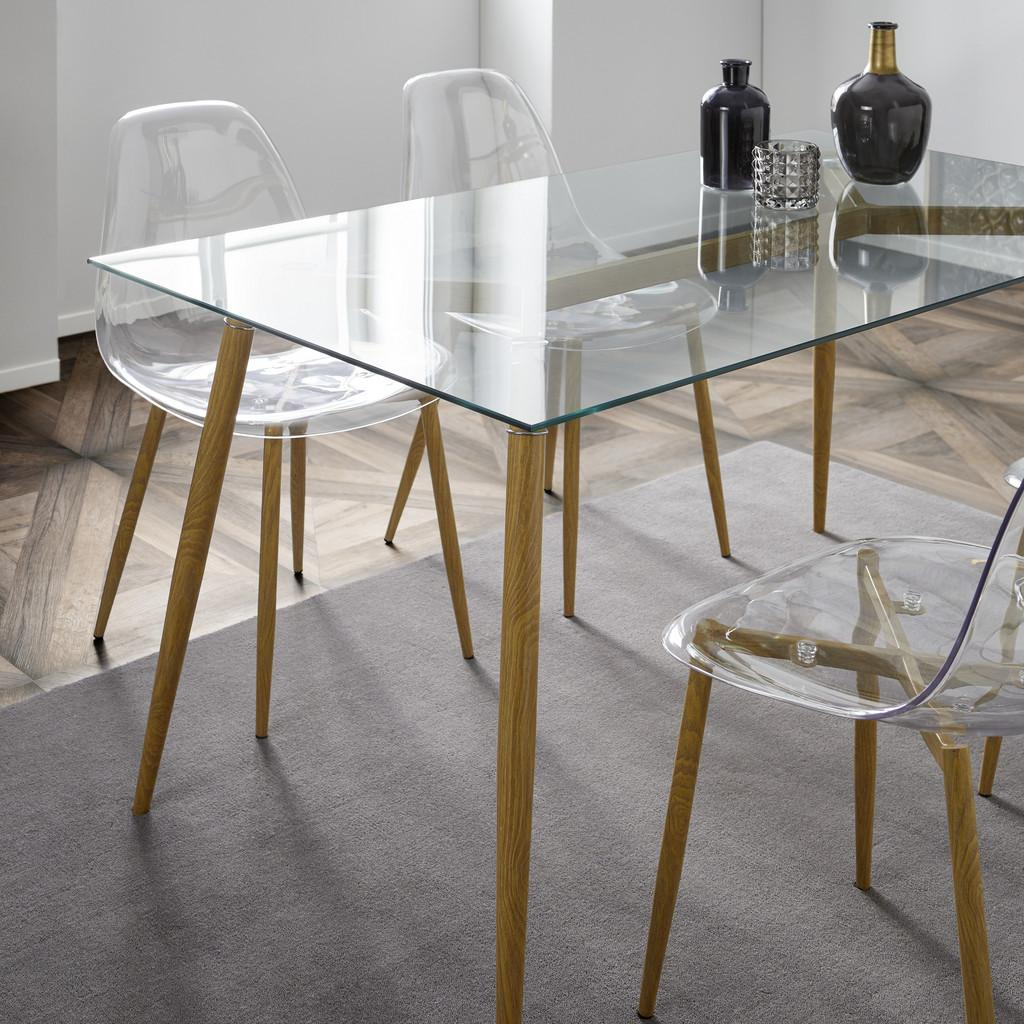Jedálenský Stôl Vinnie 140x80 Cm