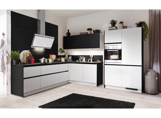 Rohová Kuchyňa Star - (256/185+120cm)