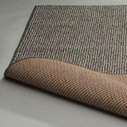 Flachwebeteppich Loop 80/150 - Grau, MODERN, Textil (80/150cm)