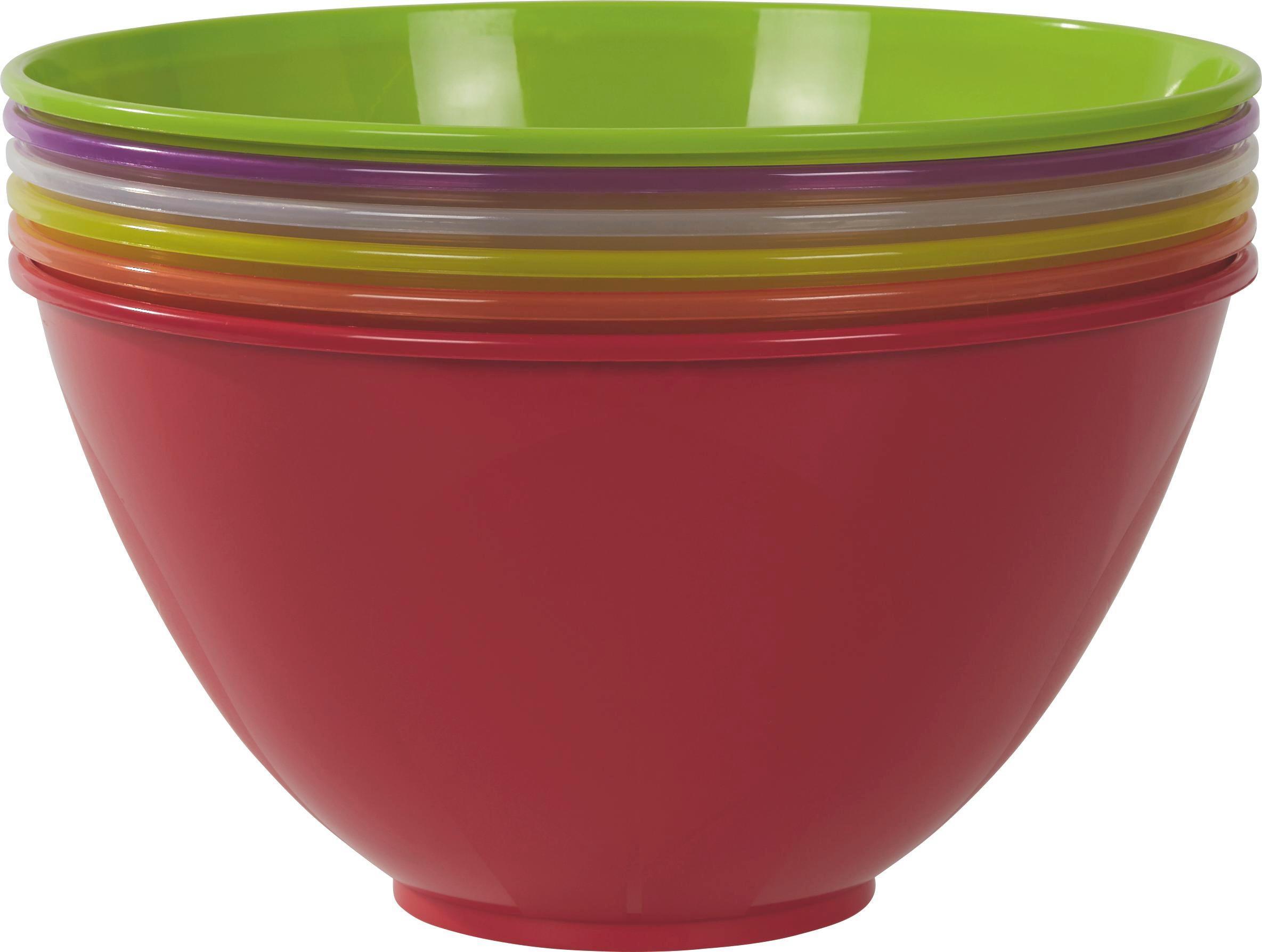 Tál Carter - lila/pink, konvencionális, műanyag (5l) - OMBRA