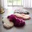 Kůže Ovčí Emma - růžová, textil (60/45cm) - Mömax modern living