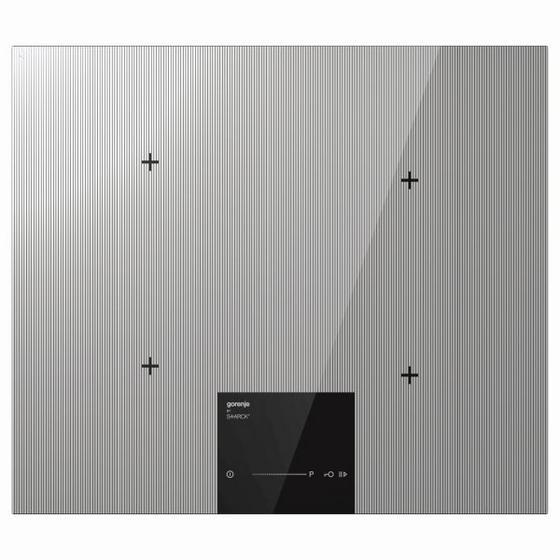 Indukčná Varná Doska Is 634 St - Moderný, kov (59,5/6,2/52cm) - Gorenje