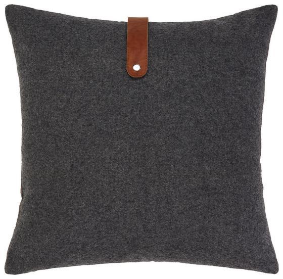 Polštář Ozdobný Sven - šedá, Moderní, textil (45/45cm) - Mömax modern living