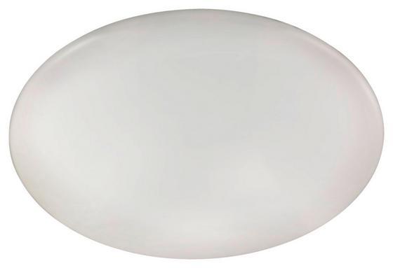 LED-Deckenleuchte Giron - Weiß, MODERN, Kunststoff/Metall (57/7,5cm)
