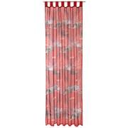 Schlaufenvorhang Cars - Rot, LIFESTYLE, Textil (140/250cm) - Disney-LÖSCHEN
