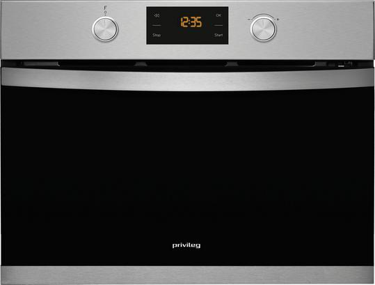 Mikrowelle mit Grill-, Back- und Auftaufunktion