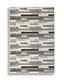 Teppich Matilda 120x170 cm - Braun, Textil (120/170cm) - Luca Bessoni