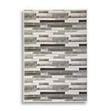 Teppich Matilda 80x150 cm - Braun, Textil (80/150/cm) - Luca Bessoni