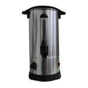 Glühweinbehälter Deski II 8 Liter 613-401041 - Silberfarben, Basics, Kunststoff/Metall