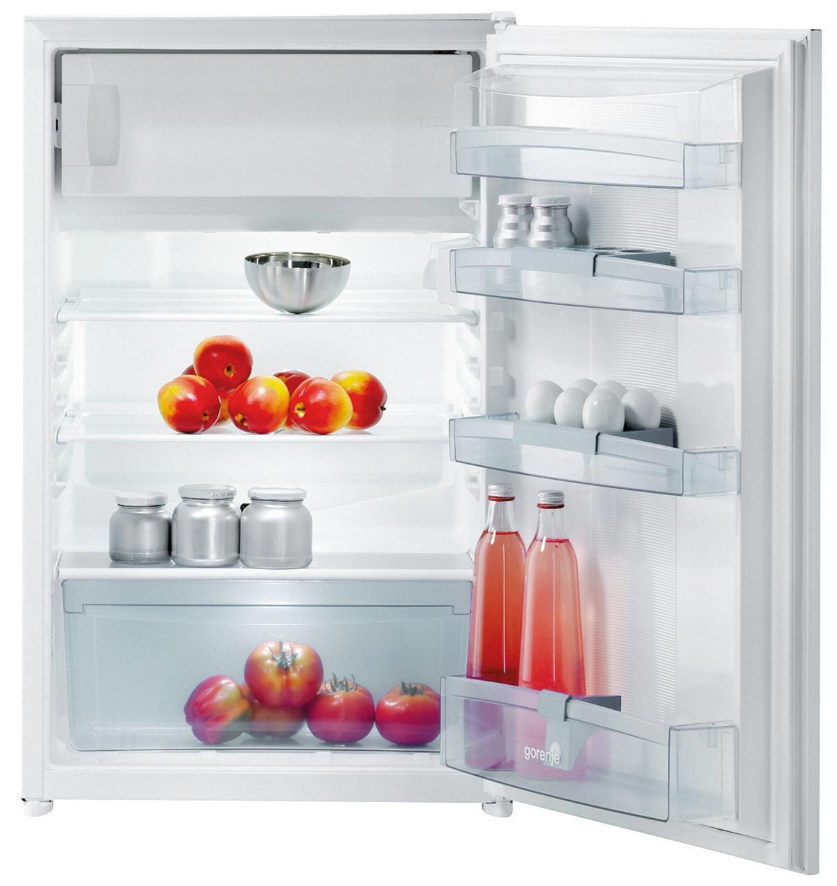 Gorenje Kühlschrank Mit Gefrierfach : Gorenje kühlschrank rbi aw online kaufen ➤ möbelix