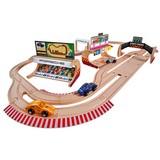 Straßenset Eh Porsche Racing Set - Multicolor, Basics, Holz/Kunststoff (13/44/34cm)