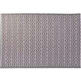 Teppich 120/180 cm Braun, Weiß - Braun/Weiß, Basics, Textil (120/180cm)