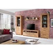 TV-Element Fenja B: 155 cm Eiche - Design, Holz/Holzwerkstoff (155/58/50cm) - Landscape