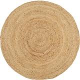 Handwebteppich Carmen - Beige, KONVENTIONELL, Textil (120cm) - JAMES WOOD
