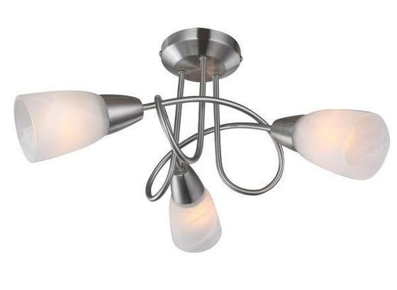 Mennyezeti Lámpa 67132-3 - konvencionális, Fém (40/28cm)