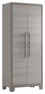 Kunststoffschrank Gulliver Hoch Beige - Beige, KONVENTIONELL, Kunststoff (80/182/44cm) - Keter
