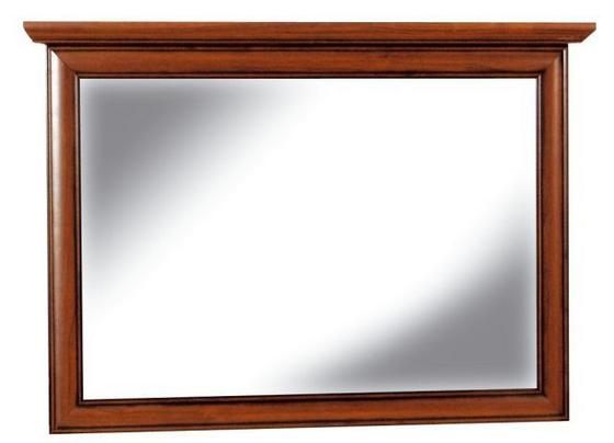 Tükör Aramis Ard - diófa színű, konvencionális, fa (118/84,3/4,3cm)