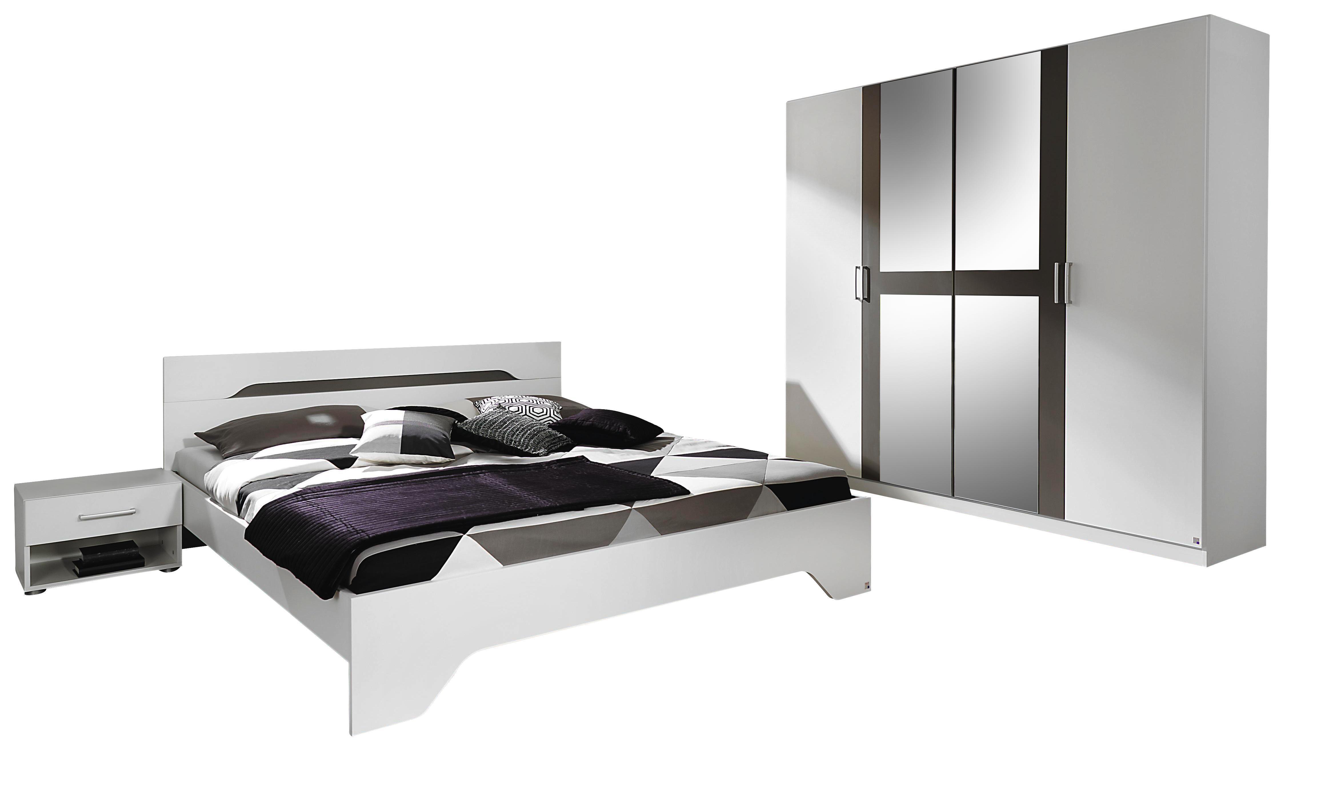 4-teiliges Schlafzimmer