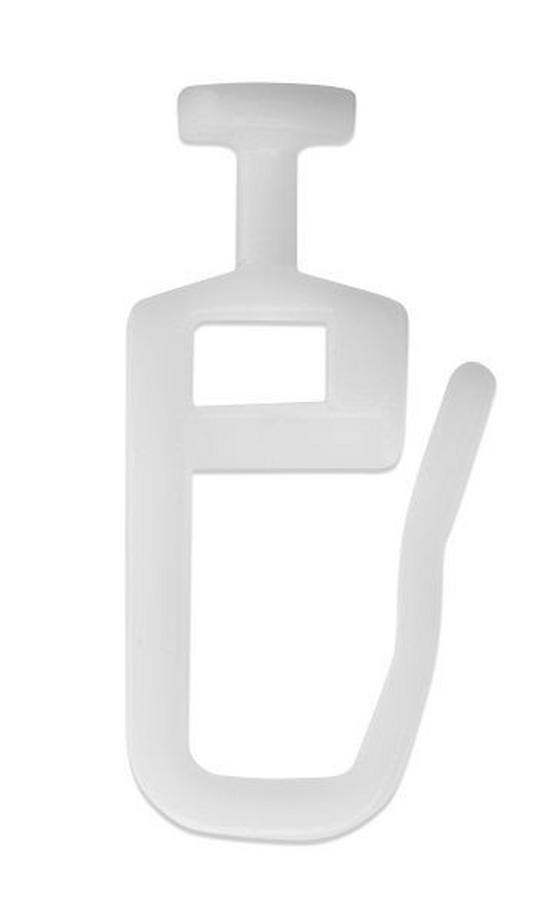 Gleiter Weiß - Weiß, KONVENTIONELL, Kunststoff (1/3cm) - Ombra