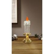 LED-Dekoleuchte Ramona - Klar, ROMANTIK / LANDHAUS, Kunststoff (7/7/19,5cm) - James Wood