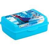 Jausenbox Olek Frozen - Blau, KONVENTIONELL, Kunststoff (17/13/6,5cm)