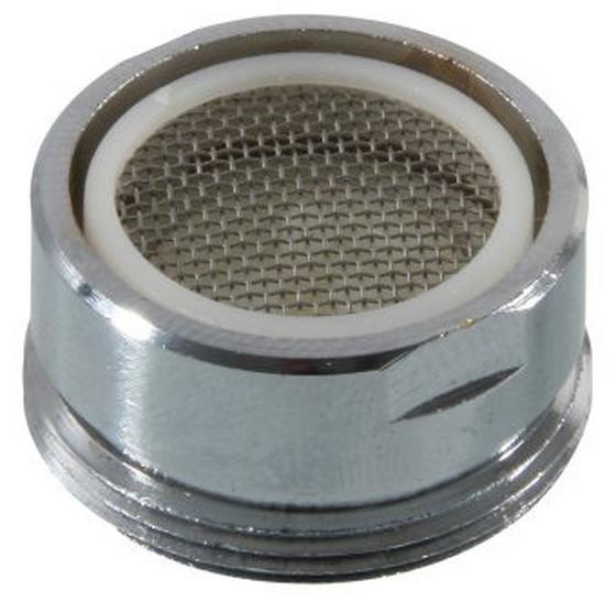 Strahlregler Fackelmann - Chromfarben, KONVENTIONELL, Metall (60x112mm) - Fackelmann