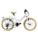 Kinderfahrrad Kinderrad 20'' Toscana - Basics, Metall