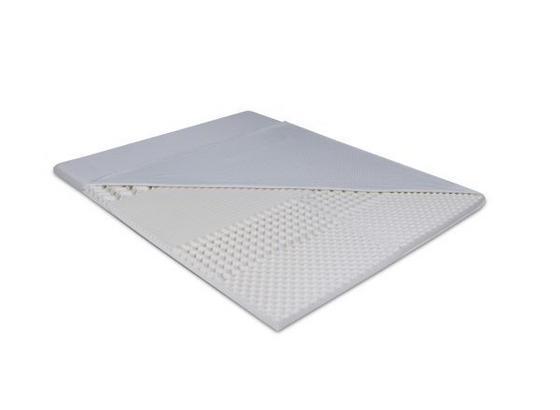 Vrchní Matrace Viva Pur - bílá, textil (200/90/6cm) - Primatex