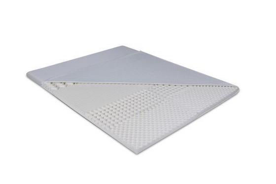 Vrchní Matrace Viva Pur - bílá, textil (200/90/6cm)