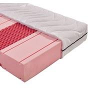 Komfortschaummatratze Comfort H2 90x200cm - Weiß, MODERN, Textil (200/90/20cm) - Primatex