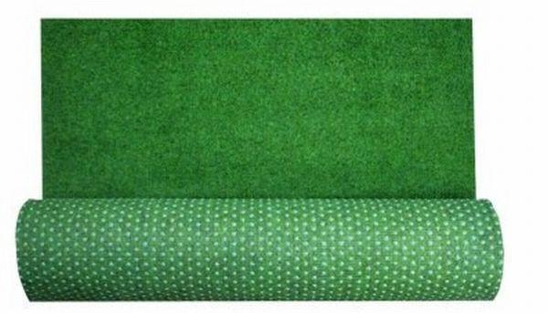 Szőnyeg Hockey - zöld, konvencionális, textil (133/300cm)