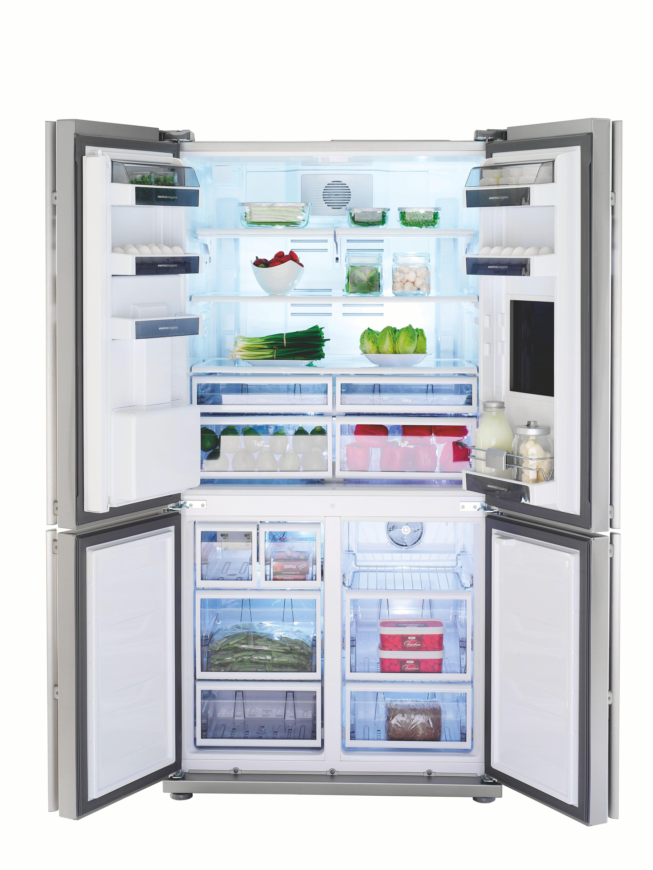 Side By Side Kühlschrank Mit Weinkühlschrank : Side by side elektra bregenz online kaufen ➤ möbelix
