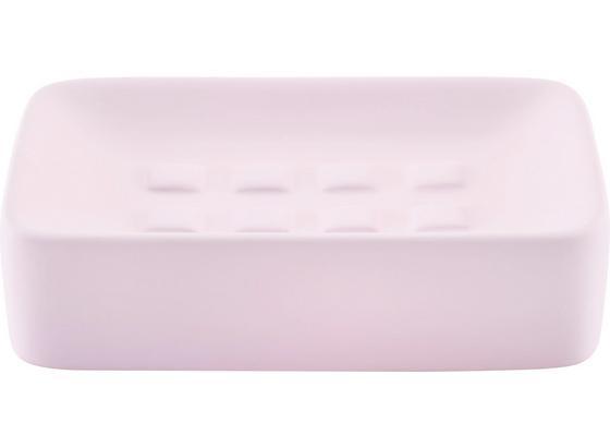 Mýdlenka Carina - růžová, keramika (8,3/12,5cm) - Mömax modern living