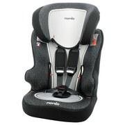 Kinderautositz Racer Sp Skyline - Schwarz/Weiß, Basics, Kunststoff/Textil (49/45/70cm)